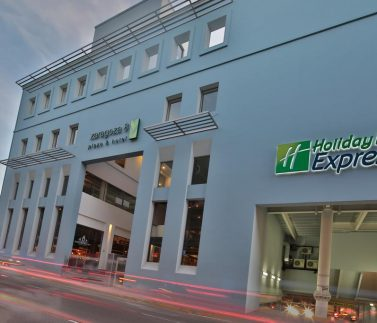 hotel holiday inn express xalapa